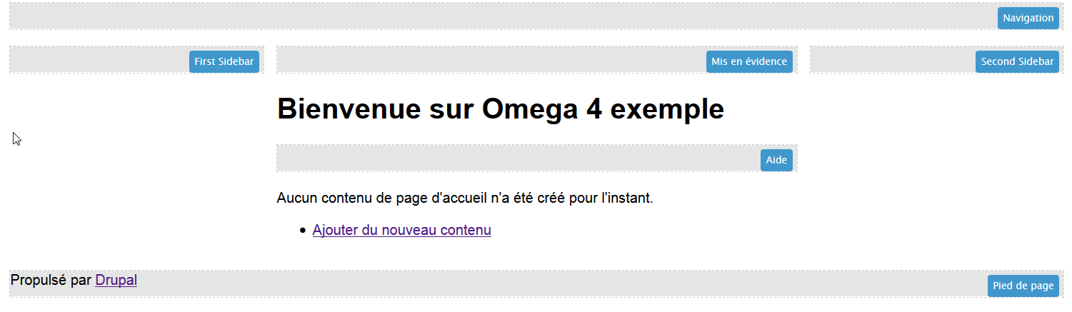 Page accueil Omega 4