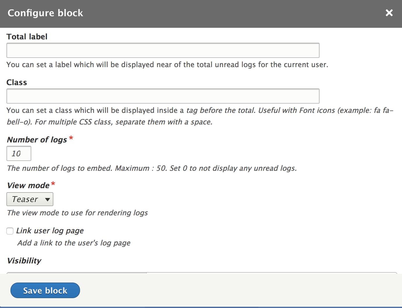 Set up a notification system on Drupal 8 | Flocon de toile