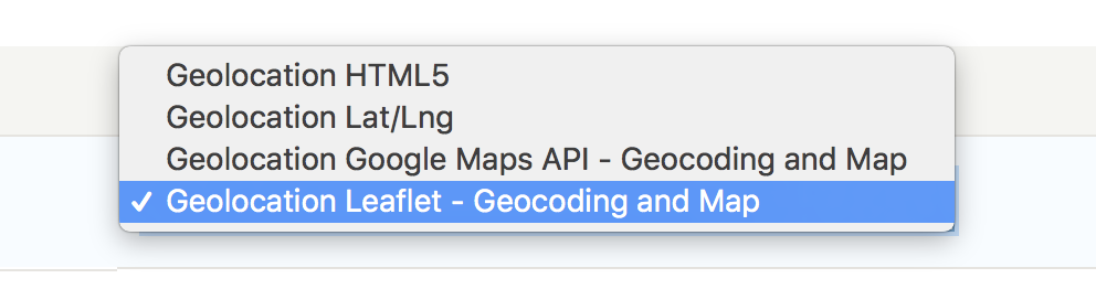 Switch from Google Maps to Leaflet and OpenStreetMap with