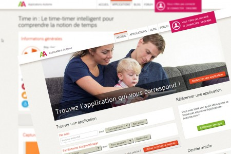 Applications-Autisme